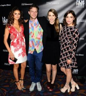 'The Final Girls' LA Film Festival Premiere Nina Dobrerv 20