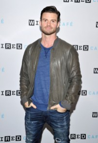 Daniel Gillies WIRED Cafe At Comic Con 2015-2
