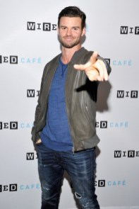 Daniel Gillies WIRED Cafe At Comic Con 2015-3