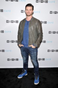 Daniel Gillies WIRED Cafe At Comic Con 2015-4