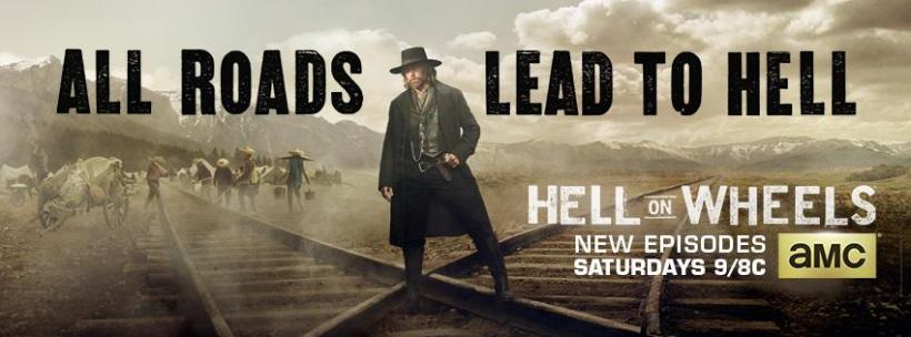 "Hell on Wheels 5x04 ""Struck"" Synopsis, Photos & Preview"