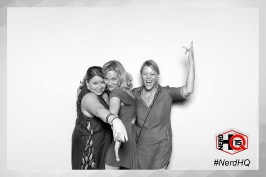 The Originals Nerd HQ Photo Booth 5