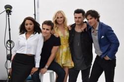 The Vampire Diaries TV Guide Magazine Yacht 2