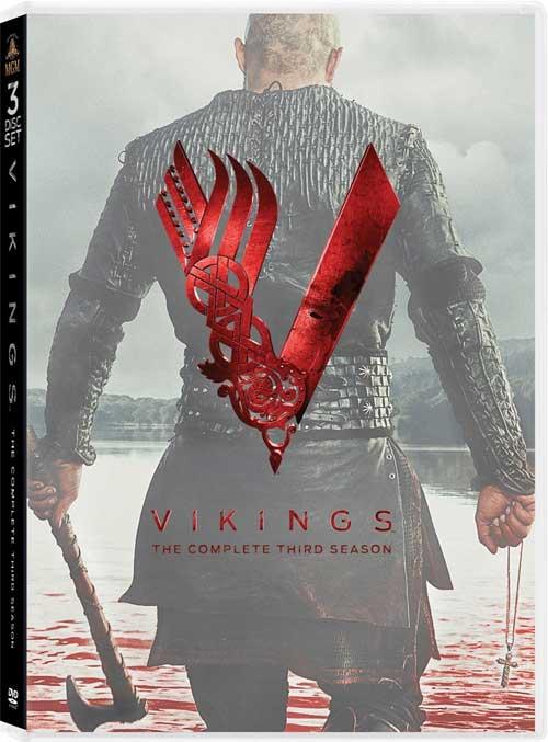 Vikings Season 3 DVD