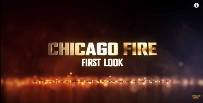 Chicago Fire Season 4 - First Look