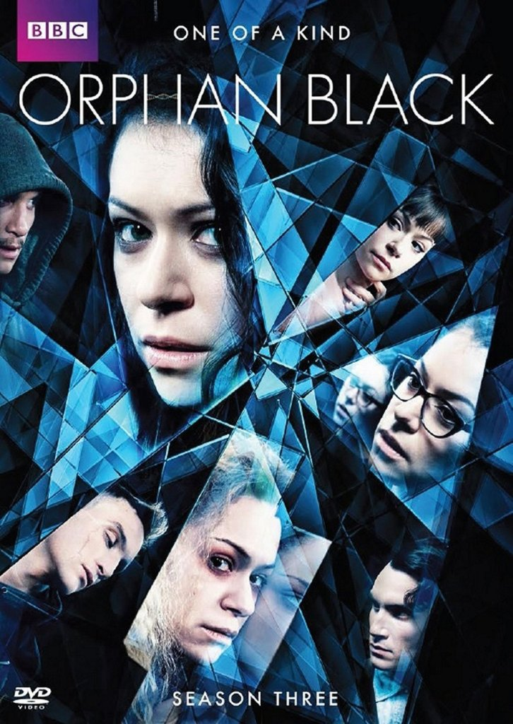 Orphan Black Season 3 DVD