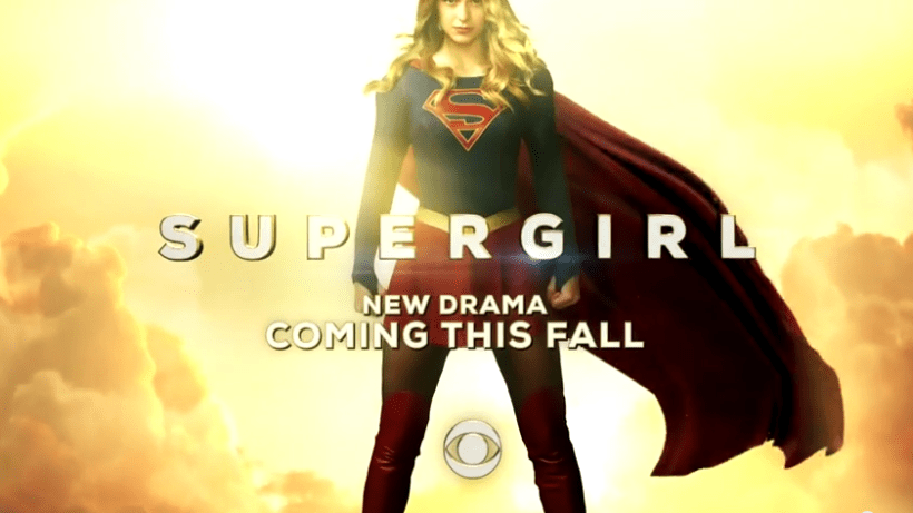 Supergirl Title