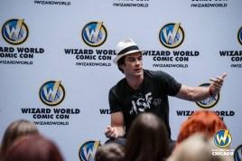 Wizard World Comic Con Chicago 2015 - Ian Somerhalder 5