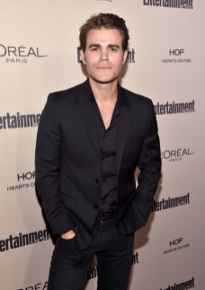 2015 Entertainment Weekly Pre-Emmy Party - Paul Wesley 4