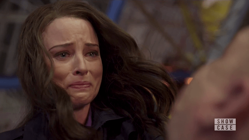 "Continuum -- ""Final Hour"" -- Pictured -- Rachel Nichols as Kiera Cameron"