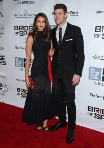 New York Film Festival - Bridge Of Spies - Nina Dobrev 16