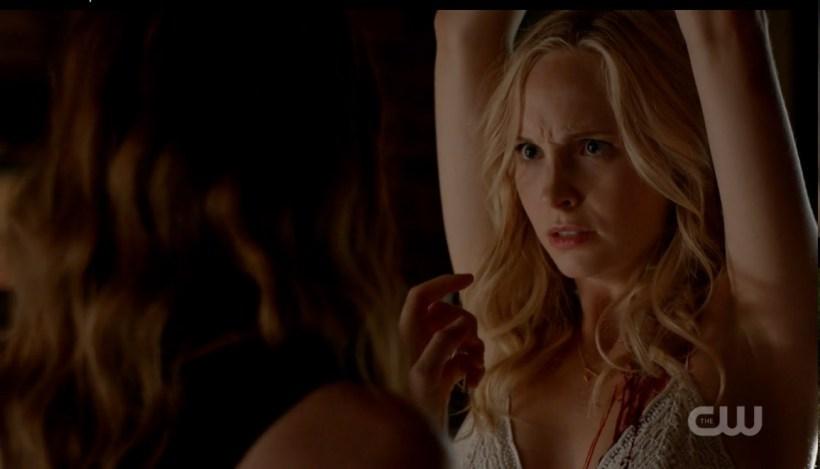 The Vampire Diaries 7x02 Caroline