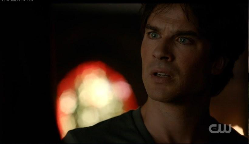 The Vampire Diaries 7x02 Damon 2