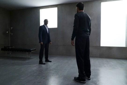 Agents of S.H.I.E.L.D. 3x07 - BLAIR UNDERWOOD, JUAN PABLO RABA