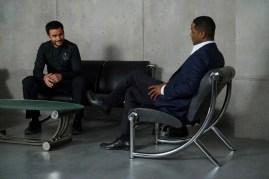 Agents of S.H.I.E.L.D. 3x07 - BJUAN PABLO RABA, BLAIR UNDERWOOD