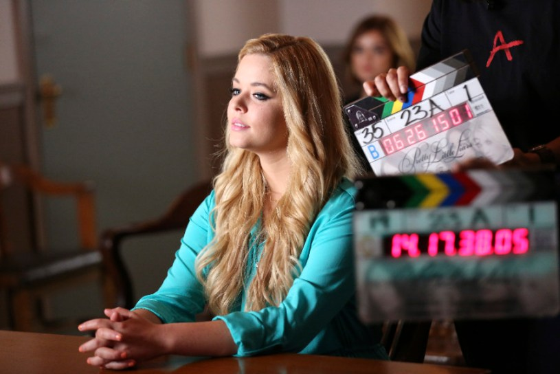 BTS Pretty Little Liars 6x11 -SASHA PIETERSE