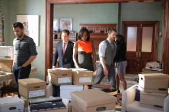 How To Get Away With Murder 2x08 - JACK FALAHEE, MATT MCGORRY, VIOLA DAVIS, CHARLIE WEBER, AJA NAOMI KING