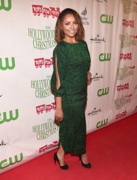 Kat Graham - Hollywood Christmas Parade 5