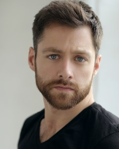 Outlander's Richard Rankin will play Roger Wakefield