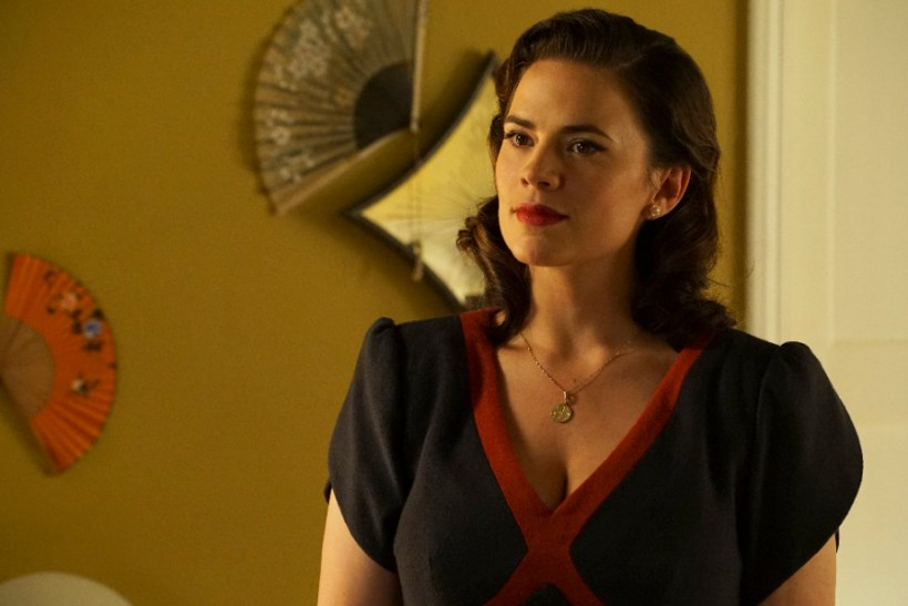 "Agent Carter 2x03 ""Better Angels"" -- Pictured Hayley Atwell as Agent Peggy Carter"