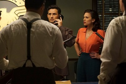 Agent Carter 2x04 - ENVER GJOKAJ, HAYLEY ATWELL