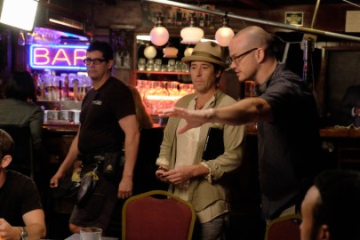 BTS The Fosters 3x11 - ROB MORROW, PETER PAIGE (DIRECTOR)