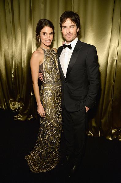 Weinstein Company Netflix Golden Globe Party - Ian Somerhalder 2