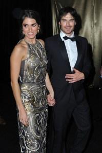 Weinstein Company Netflix Golden Globe Party - Ian Somerhalder 4