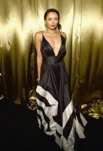 Weinstein Company Netflix Golden Globe Party - Kat Graham 2