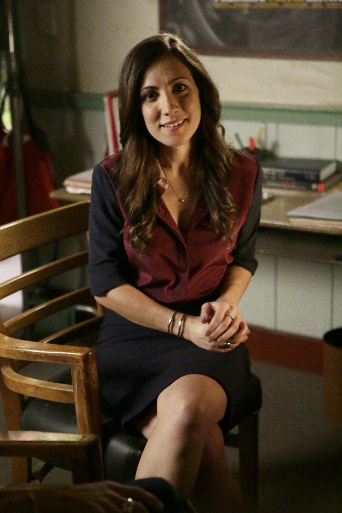 BTS The Fosters 3x16 - ANNIKA MARKS