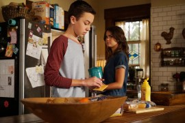 The Fosters 3x13 - HAYDEN BYERLY, MAIA MITCHELL