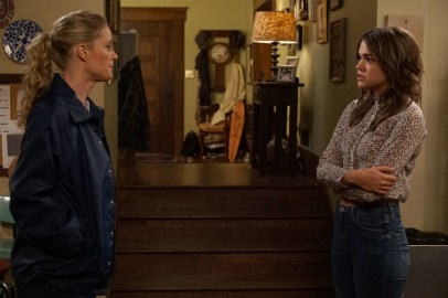 The Fosters 3x13 - TERI POLO, MAIA MITCHELL