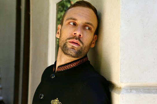 Agents of S.H.I.E.L.D. 3x12 - NICK BLOOD