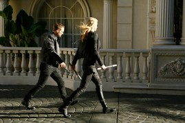 Agents of S.H.I.E.L.D. 3x12 - NICK BLOOD, ADRIANNE PALICKI