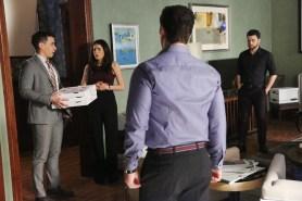 How To Get Away With Murder 2x14 - CONRAD RICAMORA, KARLA SOUZA, JACK FALAHEE