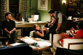 How To Get Away With Murder 2x14 - JACK FALAHEE, KARLA SOUZA, CHARLIE WEBER, AJA NAOMI KING