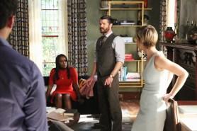 How To Get Away With Murder 2x14 AJA NAOMI KING, CHARLIE WEBER, LIZA WEIL