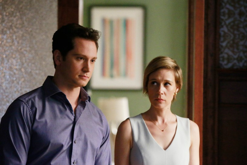 How To Get Away With Murder 2x14 - MATT MCGORRY, LIZA WEIL