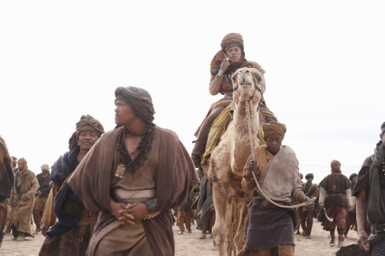 Of Kings and Prophets 1x01 - ADBURAGMAN ADAMS
