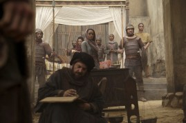 Of Kings and Prophets 1x01 - SIMONE KESSELL, MAISIE RICHARDSON-SELLERS