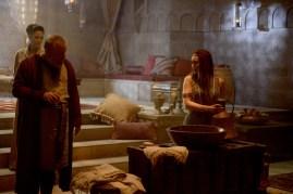Of Kings and Prophets 1x01 - SIMONE KESSELL, RAY WINSTONE, CHRISTINA CHONG