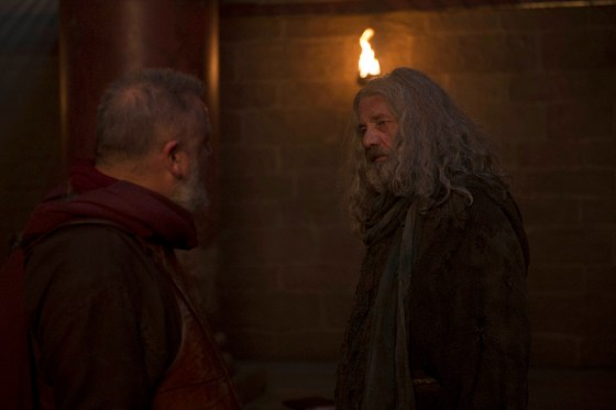 Of Kings and Prophets 1x01 - RAY WINSTONE, MOHAMMAD BAKRI