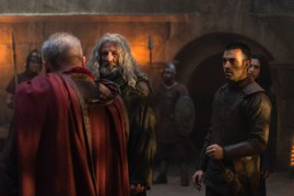Of Kings and Prophets 1x01 - RAY WINSTONE, MOHAMMAD BAKRI, JAMES FLOYD