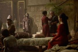 Of Kings and Prophets 1x01 - JAMES FLOYD, SIMONE KESSELL, RAY WINSTONE, JEANINE MASON