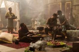 Of Kings and Prophets 1x01 - HAAZ SLEIMAN, JAMES FLOYD, MAISIE RICHARDSON-SELLERS