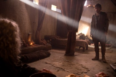 Of Kings and Prophets 1x03 - OLLY RIX