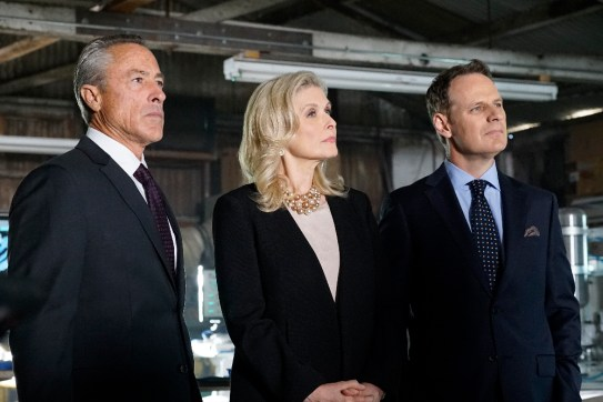 Agents of S.H.I.E.L.D. 3x19 - CHRIS HUBBARD, LYNN LONGOSZ, MARK ATTEBERRY