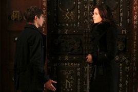 Once Upon A Time 5x20 - JARED GILMORE, LANA PARRILLA