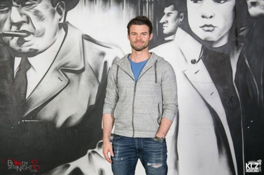 BloodyNightCon Europe - Daniel Gillies 3