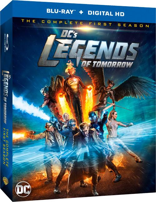 Blu-Ray Legends of Tomorrow Season 1